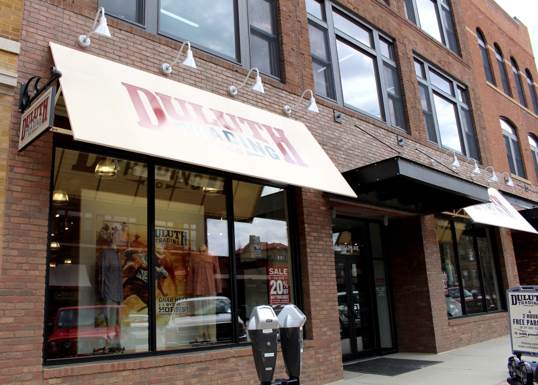 Duluth Trading Awnings